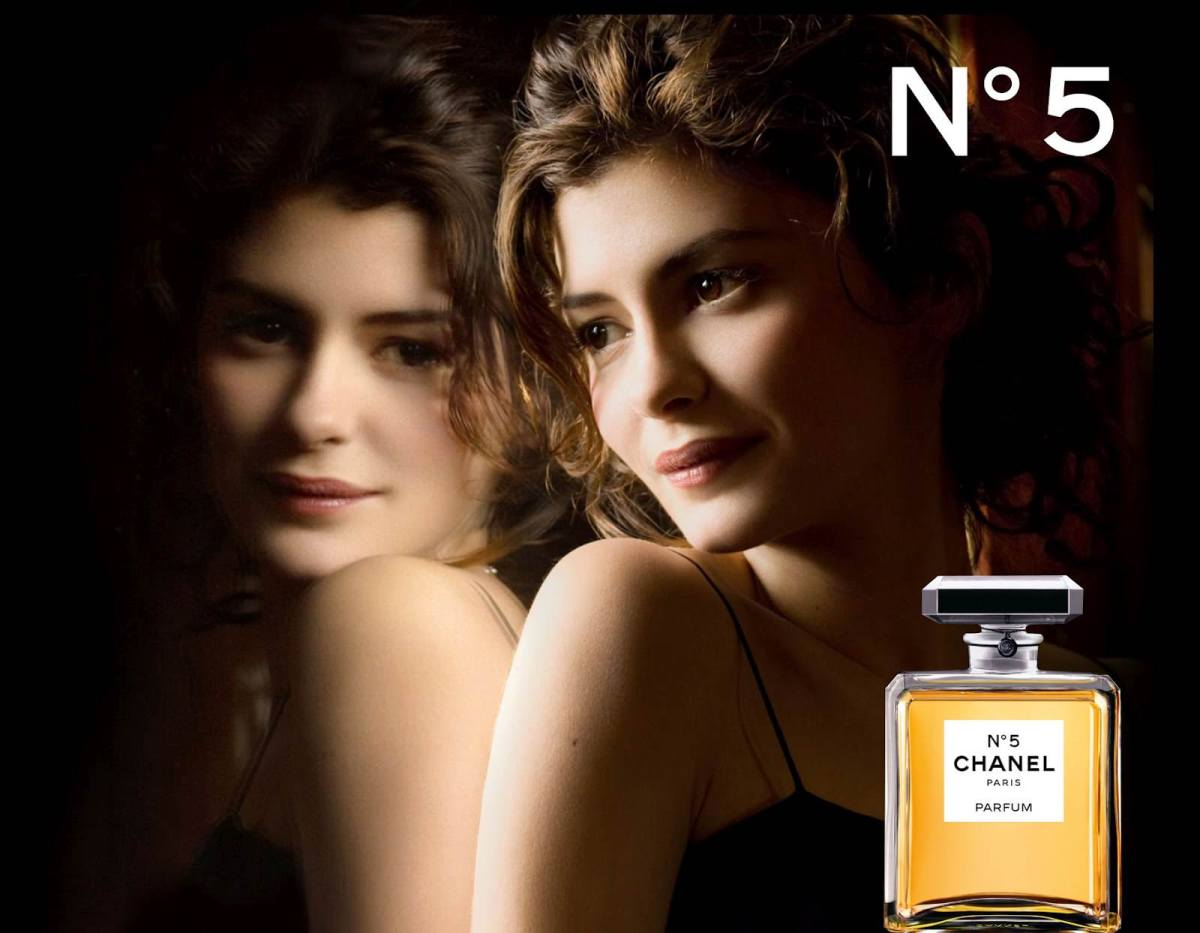 Audrey Tautou chanel