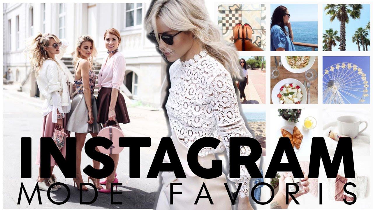 les comptes instagram mode à suivre - magazine ravage