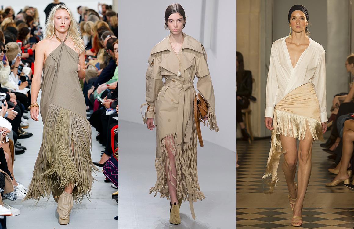 Les tendances mode printemps,été 2018
