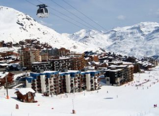 stations de ski des Alpes