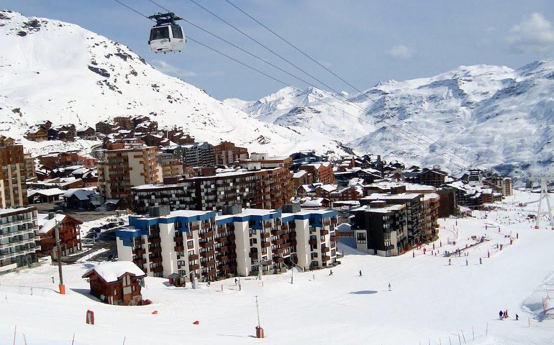 stations de ski des Alpes