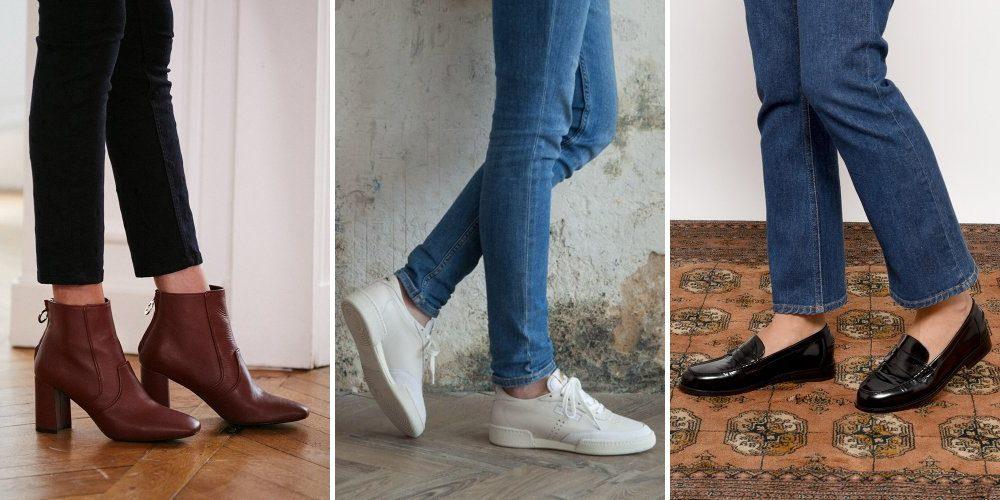 tendances chaussures 2018