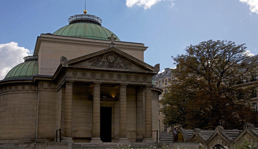 La Chapelle expiatoire paris