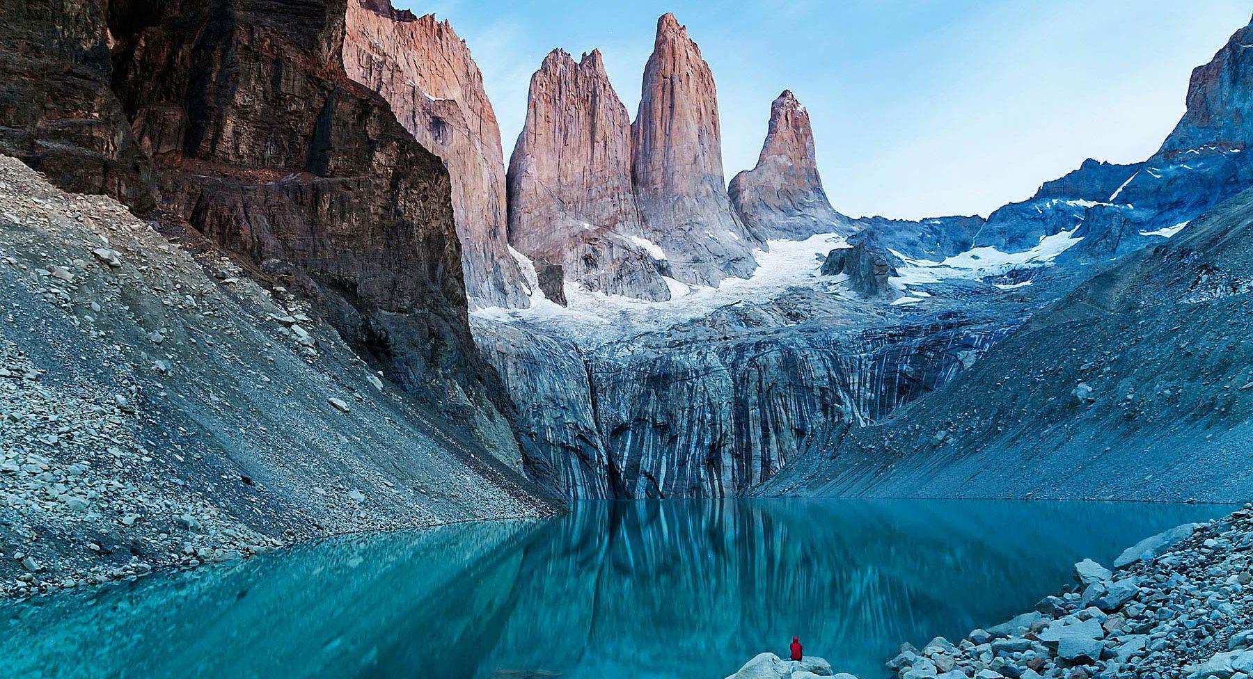 Randonnées Torres del Paine