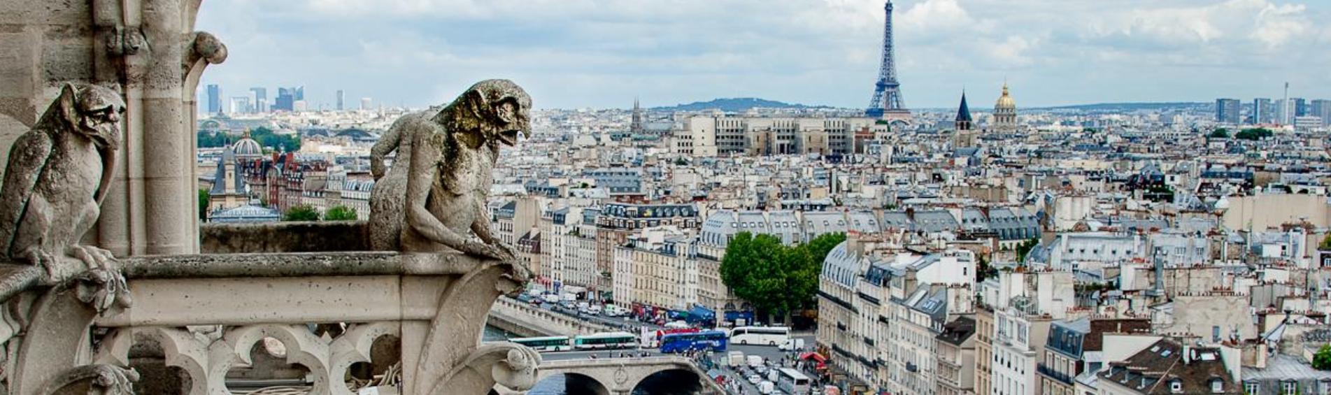 Top 5 des activités, lieux, visites et endroits insolites Paris