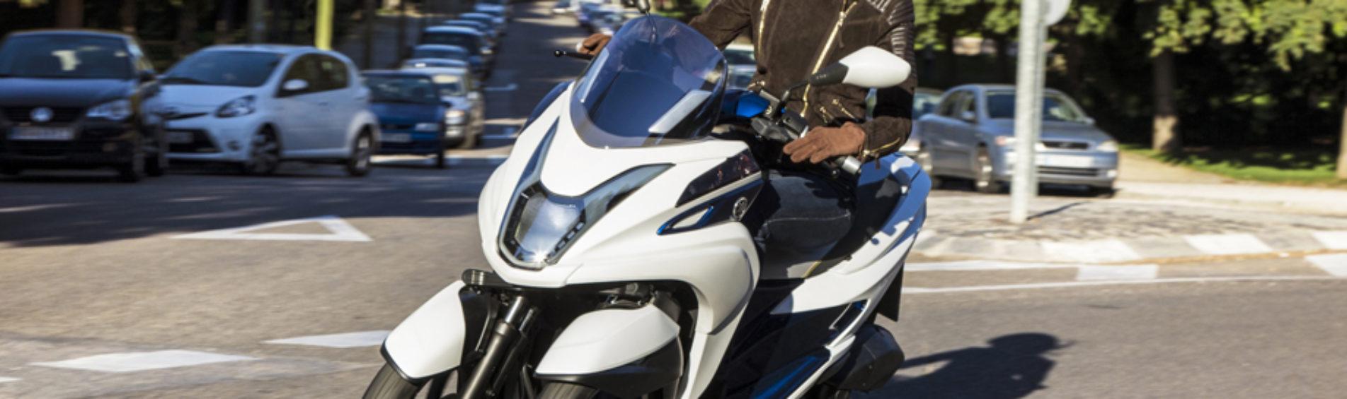 Les femmes urbaines optent de plus en plus pour le scooter