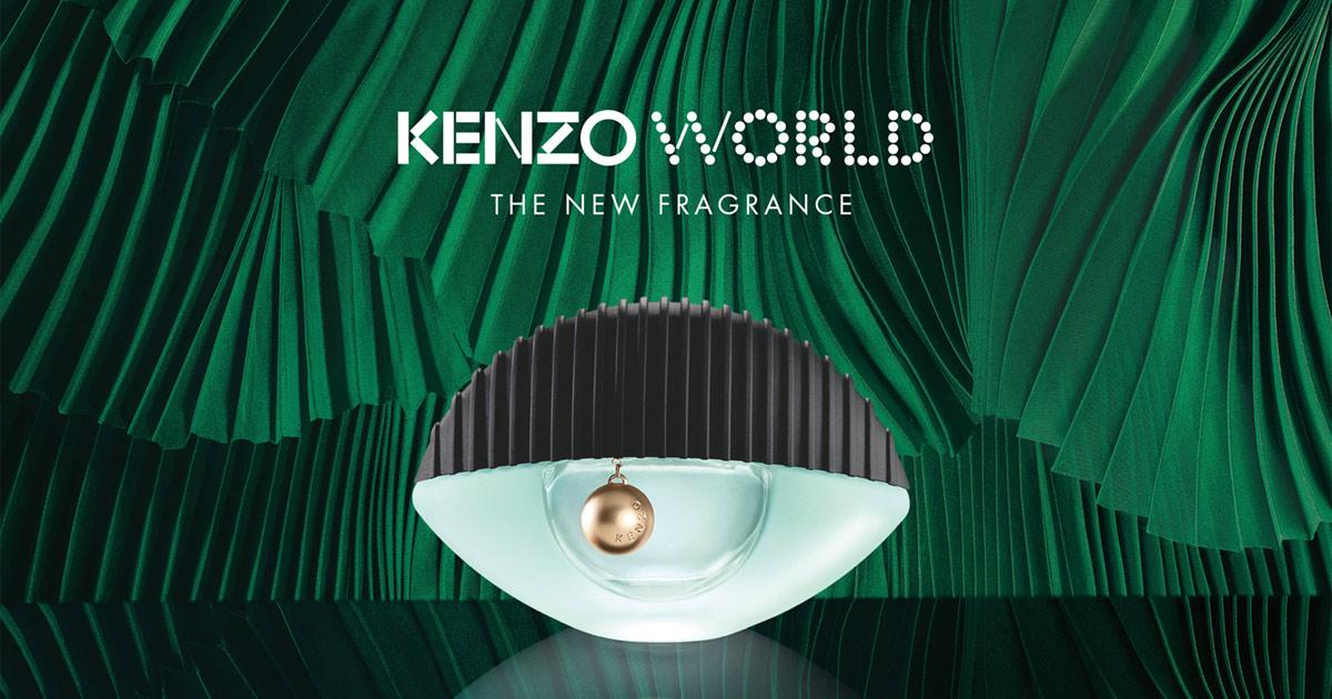 Commun Kenzo Magazine De Déclinaison Parfums WorldUne Du Ravage Hors nm8wvO0N