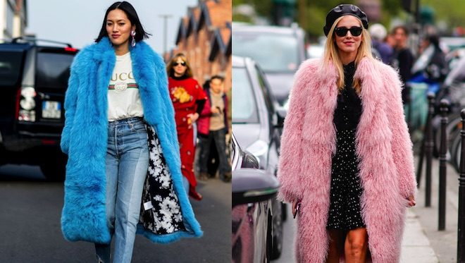 Comment portez un manteau fausse fourrure? – WebZine