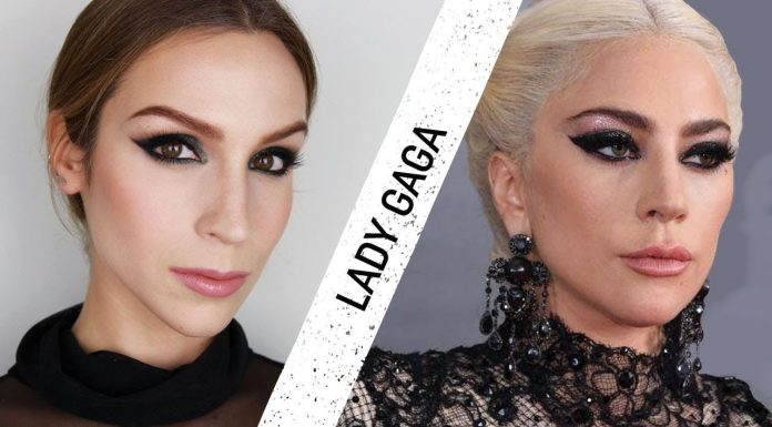 maquillage Lady Gaga